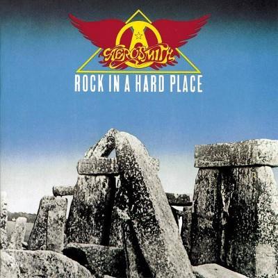 Aerosmith - Rock In A Hard Place (CD)