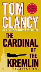 The Cardinal of the Kremlin ( Jack Ryan) (Paperback) by Tom Clancy