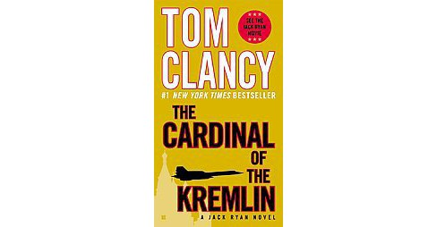 The Cardinal of the Kremlin ( Jack Ryan) (Paperback) by Tom Clancy - image 1 of 1