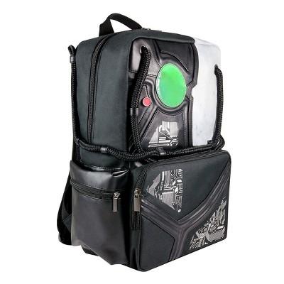 "Crowded Coop, LLC Star Trek: The Next Generation 16"" Borg Backpack"