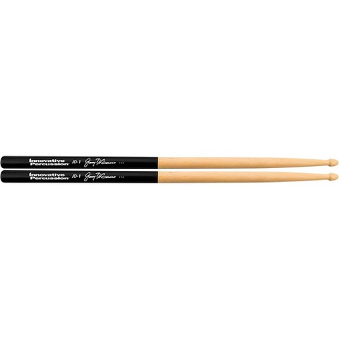Innovative Percussion Jimmy Degrasso Signature Stick with Dipped Grip Wood - image 1 of 1