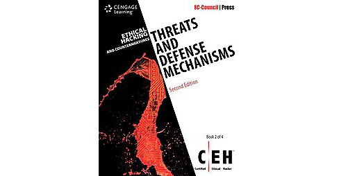 Ethical Hacking and Countermeasures : Threats and Defense Mechanisms (Paperback) (Ec-Council (COR)) - image 1 of 1
