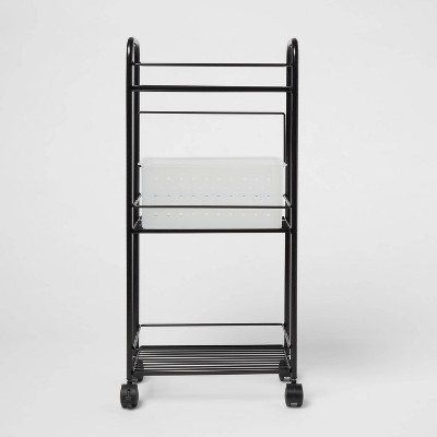 Metal Shower Caddy Tower with Removable Plastic Caddy - Room Essentials™