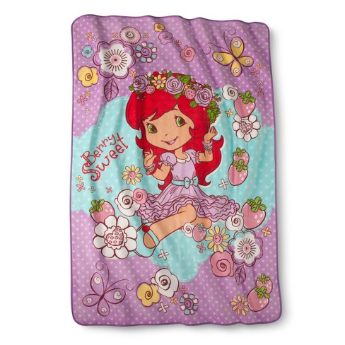 Strawberry Shortcake Blanket - image 1 of 1