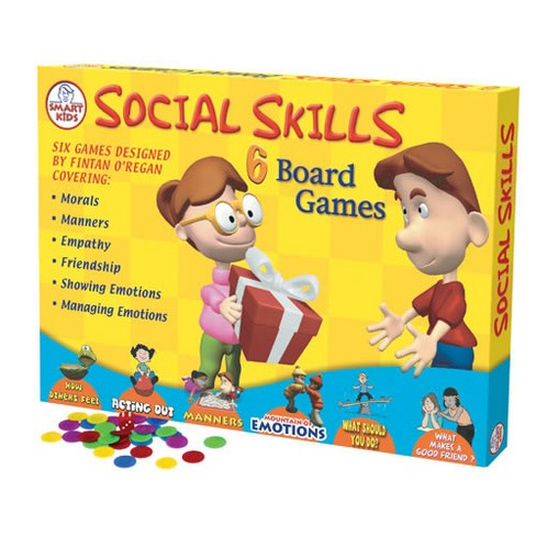 Didax Educational Resources Social Skills Board Games - image 1 of 1