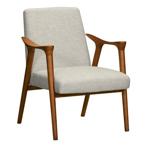 Nathan Mid Century Accent Chair - Armen Living - image 1 of 4