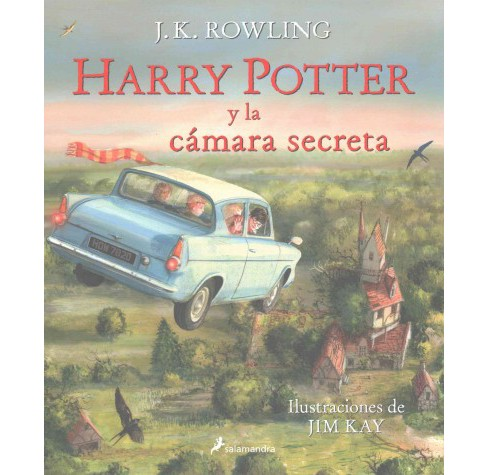 Harry Potter y la camara secreta/ Harry Potter and the Chamber of Secrets (Hardcover) (J. K. Rowling) - image 1 of 1