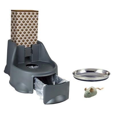 Pet Zone Kitty Potty Litter Box Kit