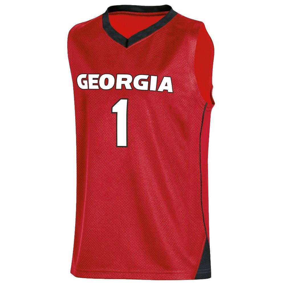 Ncaa Georgia Bulldogs Boys 39 Basketball Jersey M