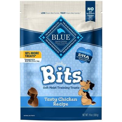 Blue Buffalo Chicken Bits Dog Treats