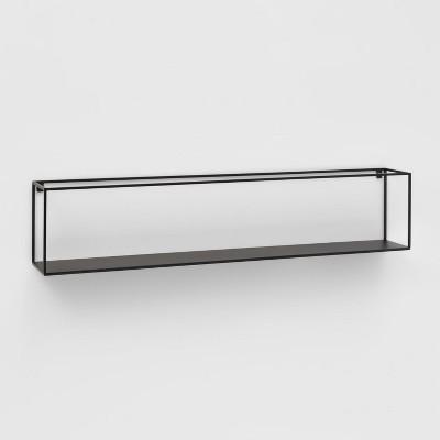 Metal Wire Shelf (36 )- Black - Project 62™