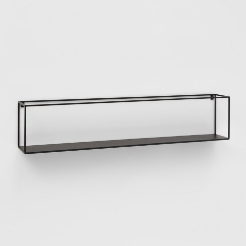 "Metal Wire Shelf (36"") - Black - Project 62™ - image 1 of 2"