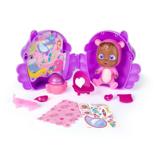 Cry Babies Magic Tears - Winged House Series Blind Pack image number null