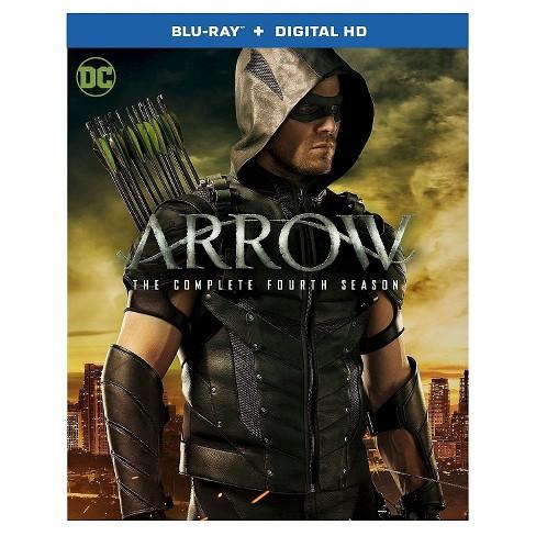 Arrow - The Complete Season 4 (Blu-ray + UltraViolet) - image 1 of 1