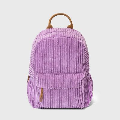 Kids' Corduroy Backpack - art class™ Purple