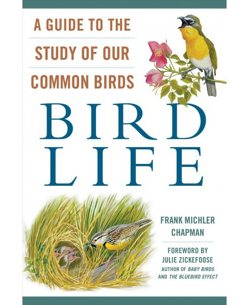 Bird Life : A Guide to the Study of Our Common Birds (Paperback) (Frank Michler Chapman) - image 1 of 1