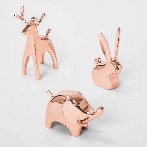 3pk Anigram Copper - Umbra - image 1 of 4
