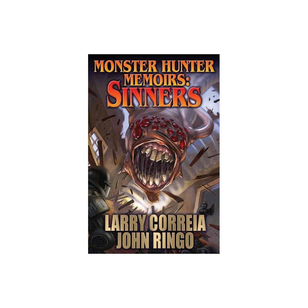 Monster Hunter Memoirs: Sinners Volume 2 - by Larry Correia & Ringo John (Hardcover)