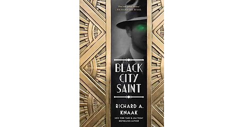 Black City Saint (Paperback) (Richard A. Knaak) - image 1 of 1