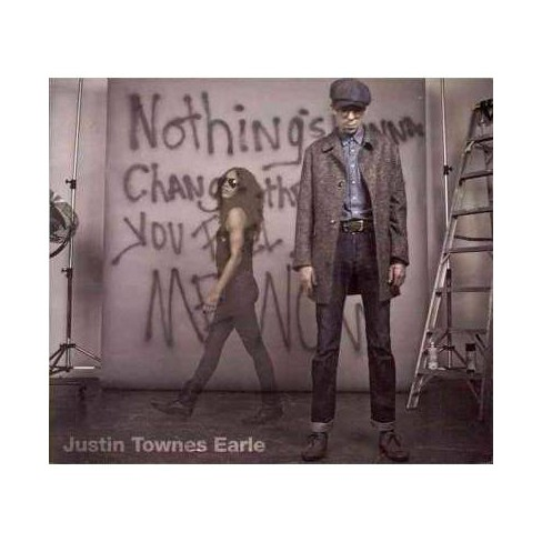 Justin Townes Earle - Nothing's Going to Change The Way You Feel About Me Now (CD) - image 1 of 1