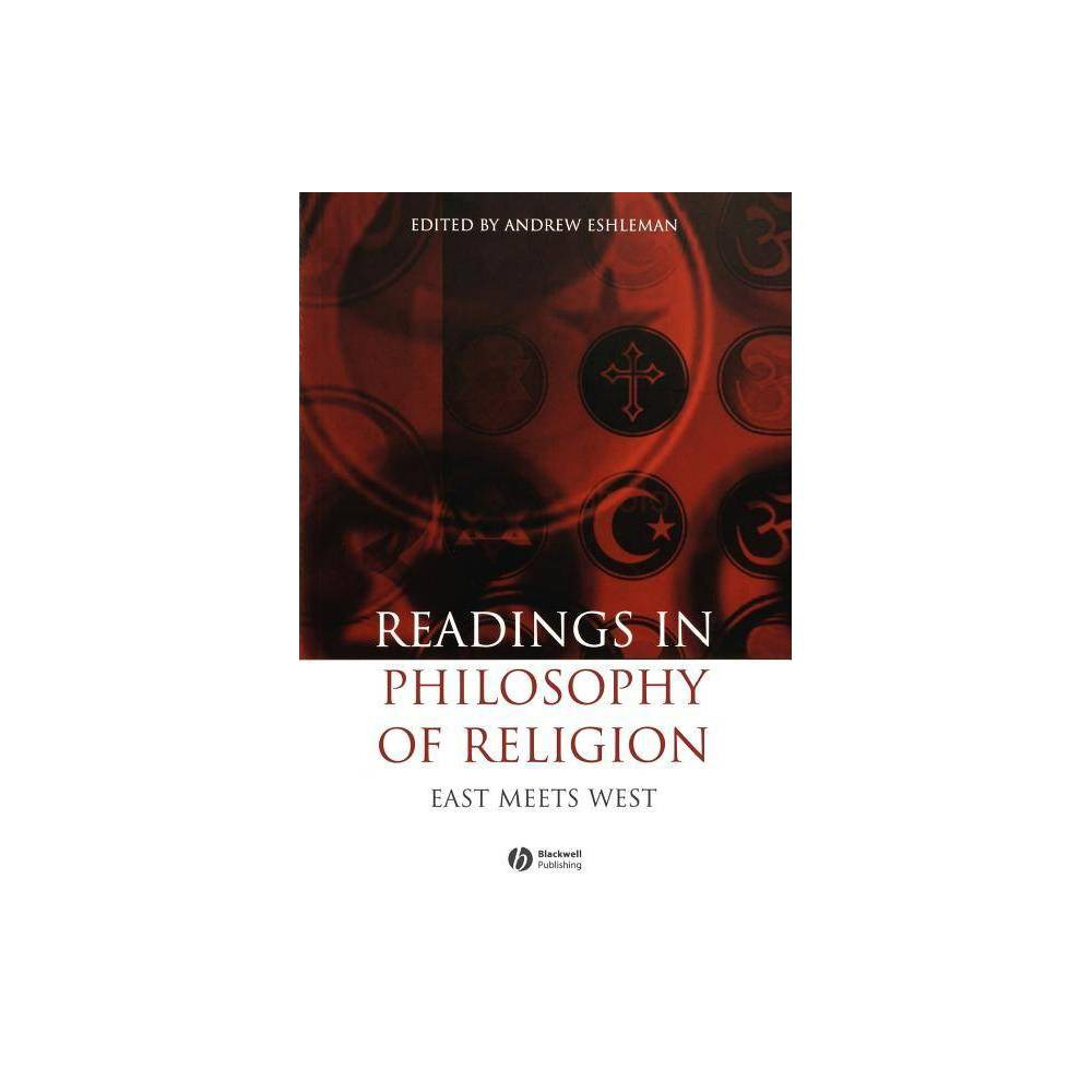 Readings In The Philosophy Of Religion By Andrew Eshleman Paperback