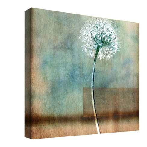 "Dandelion Decorative Canvas Wall Art 16""x16"" - PTM Images - image 1 of 1"