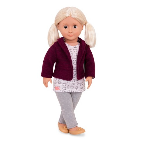 Our Generation Regular Doll - Elona - image 1 of 2