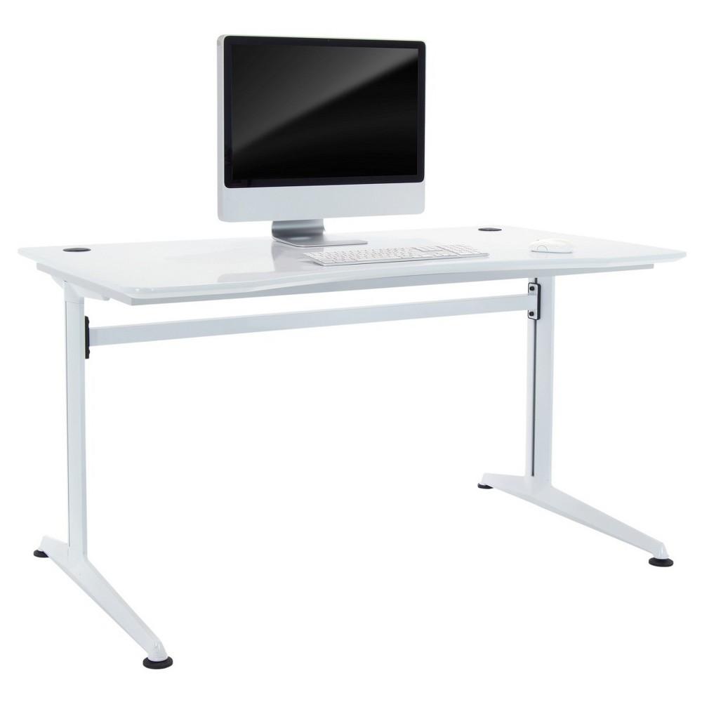 Image of Gallante Workstation White - Calico Designs