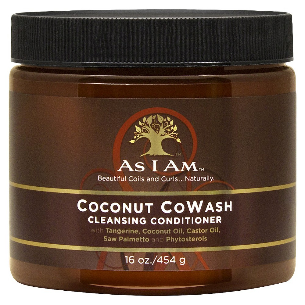 Image of As I Am Coconut Cleansing Conditioner - 16oz