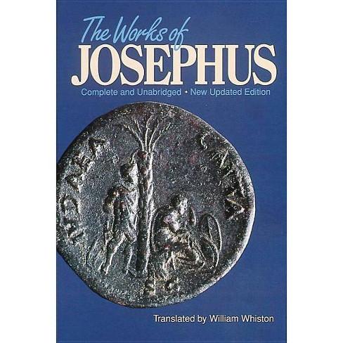 Works of Josephus - by  Flavius Josephus (Hardcover) - image 1 of 1