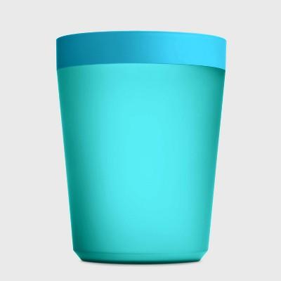 Wastebasket - Aqua - Room Essentials™