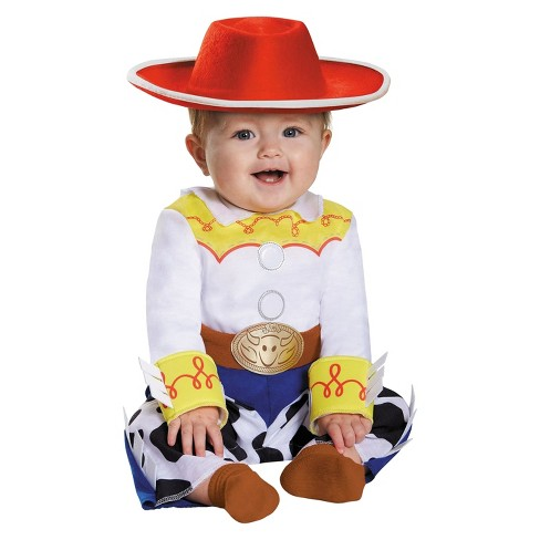 c2c1712de1804 Girls  Deluxe Toy Story Jessie Costume - 12-18 Months   Target