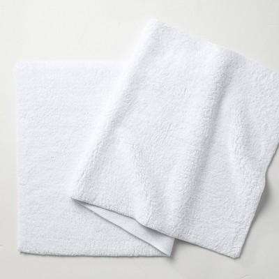 "24""x60"" Plush Bath Runner White - Casaluna™"