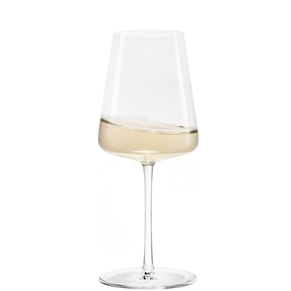 Image of 13.3oz 4pk Crystal White Wine Glasses - Stoelzle
