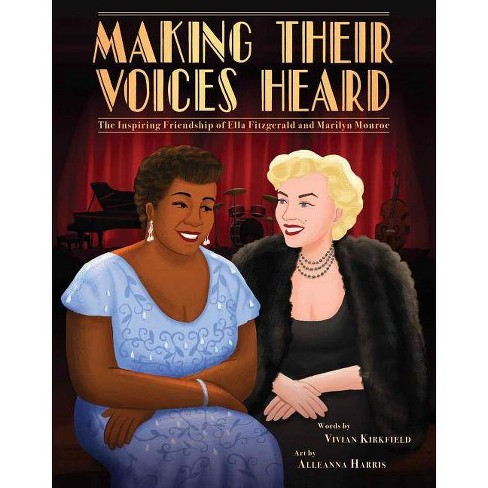Making Their Voices Heard - by  Vivian Kirkfield (Hardcover) - image 1 of 1