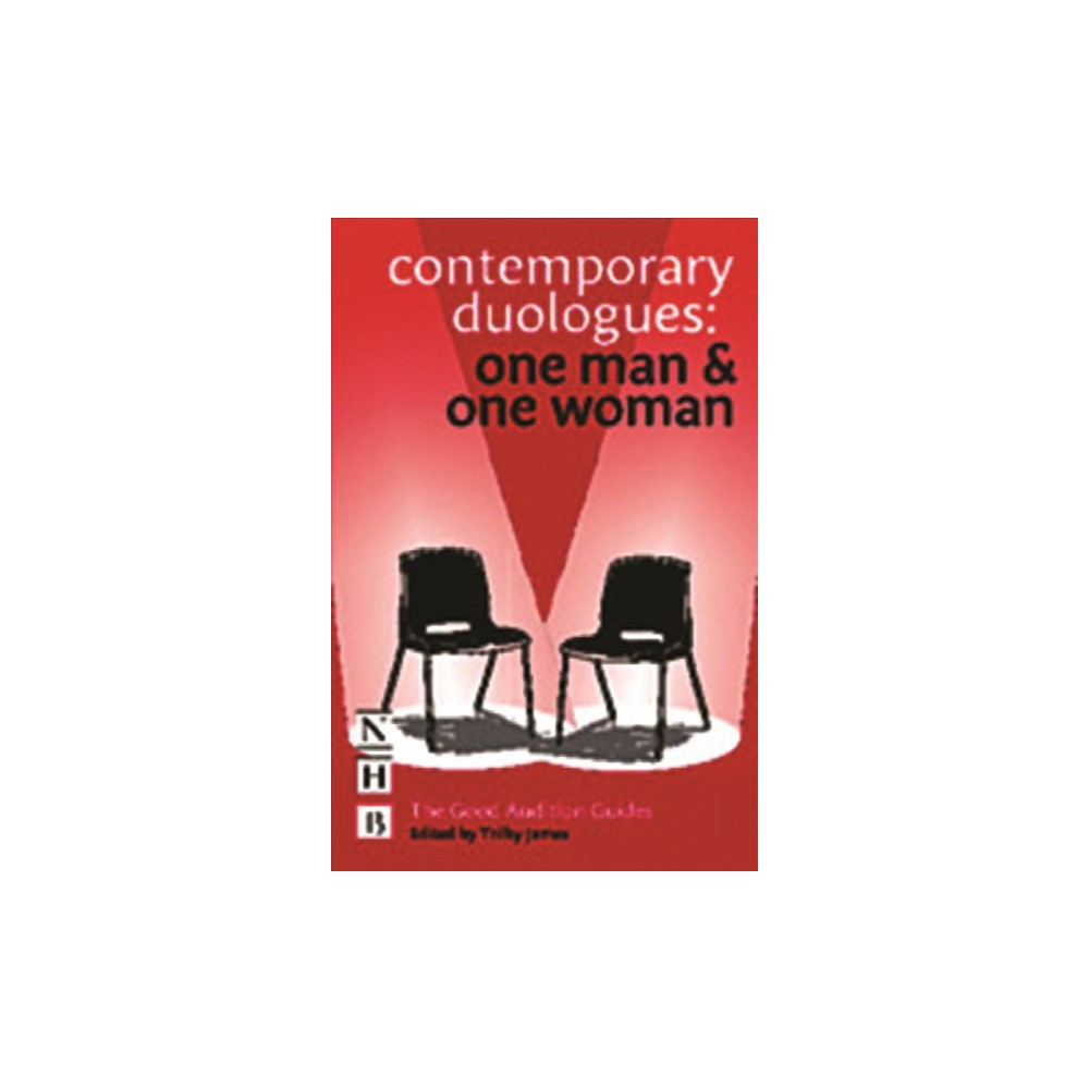 Contemporary Duologues : One Man & One Woman (Paperback)