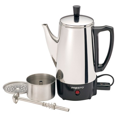 presto® electric coffee percolator- 02822 : target