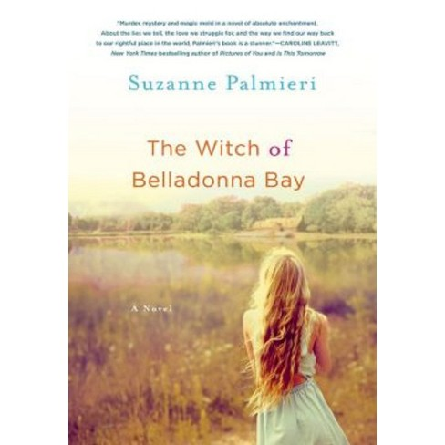 The Witch of Belladonna Bay (Paperback) by Suzanne Palmieri - image 1 of 1