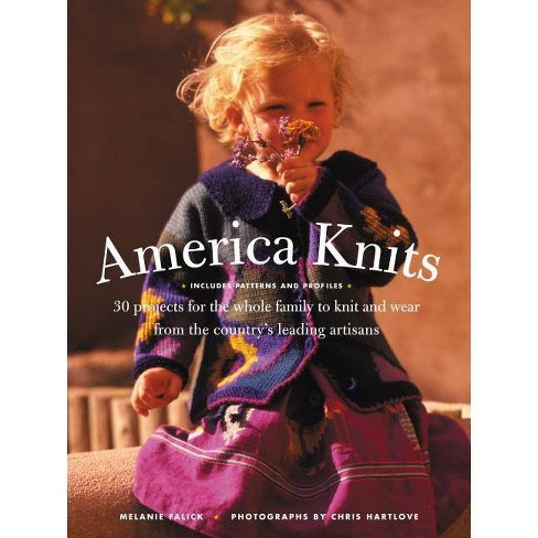 America Knits - by  Melanie Falick (Paperback) - image 1 of 1