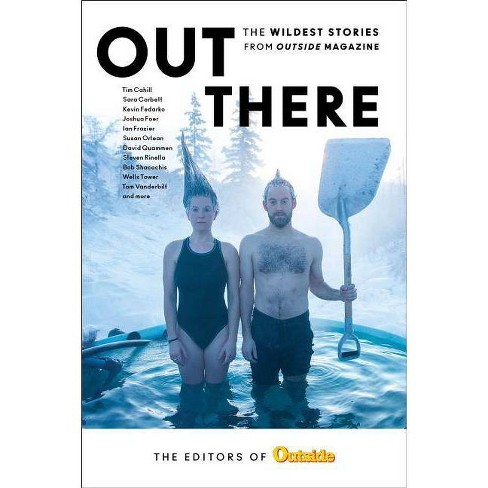 Out There - (Paperback) - image 1 of 1
