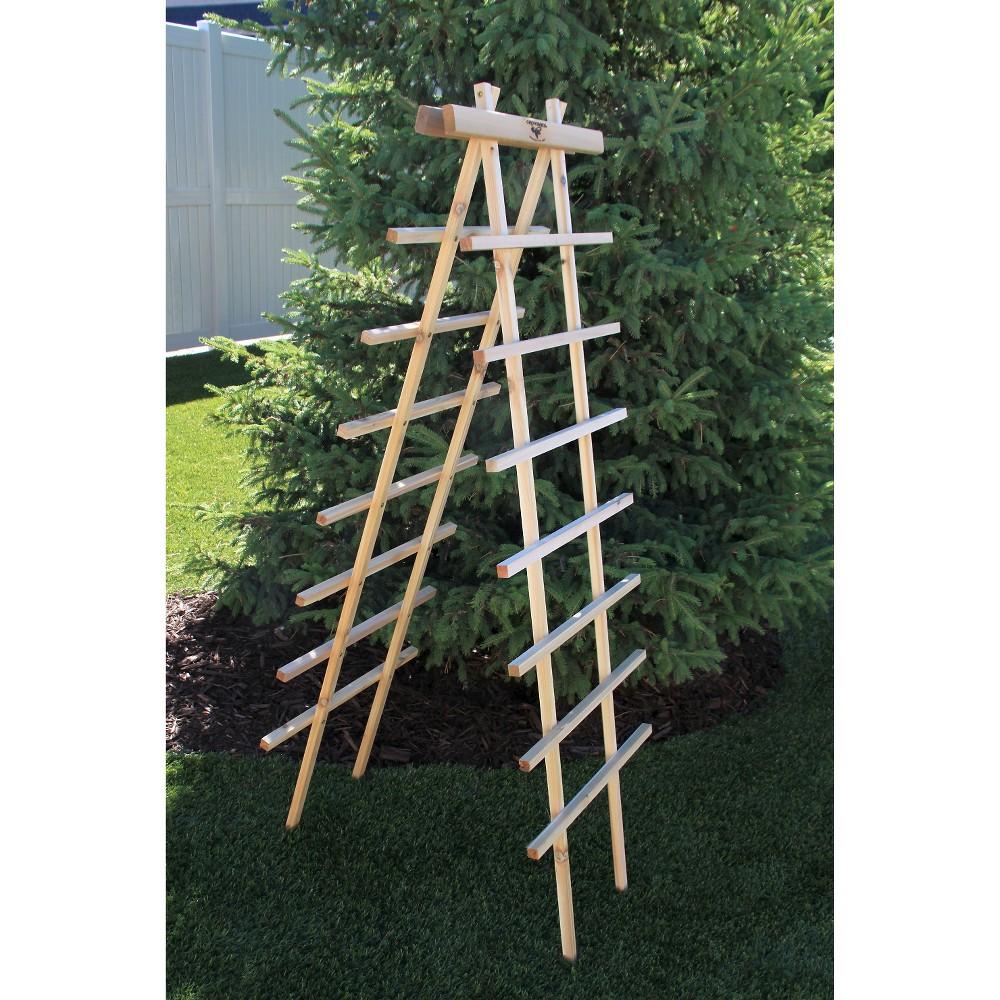 72 Ladder Trellis Kit - Wood - Gronomics