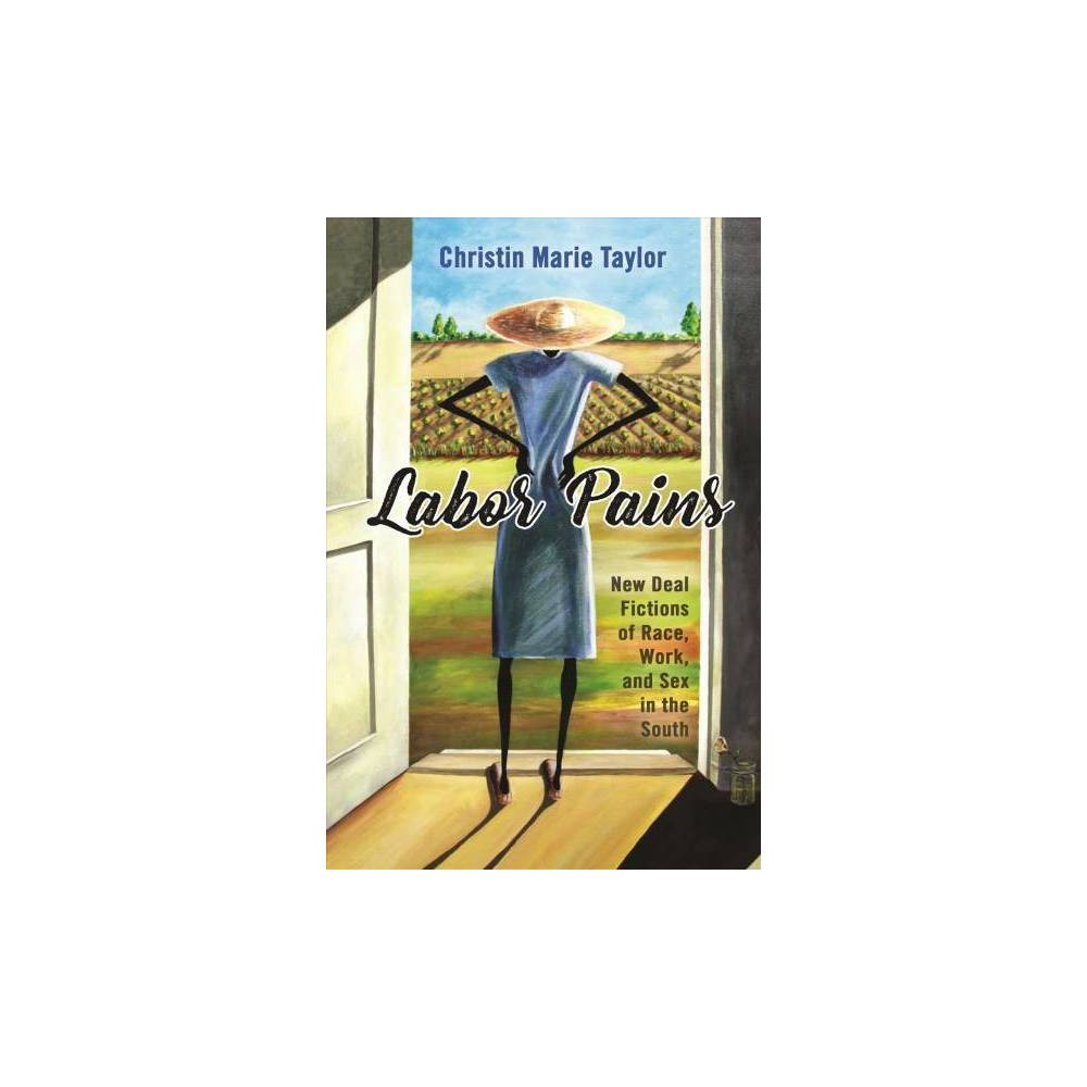 Labor Pains : New Deal Fictions of Race, Work, and Sex in the South - (Paperback)