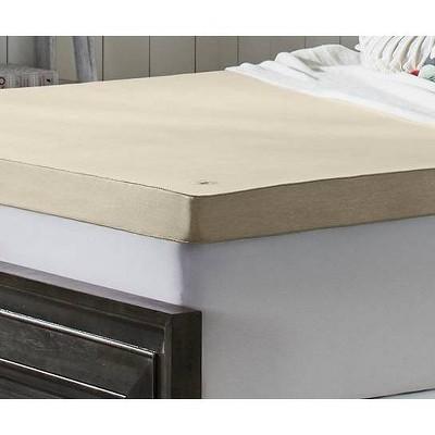Aromatherapy Memory Foam Mattress Topper Chamomile - Comfort Revolution