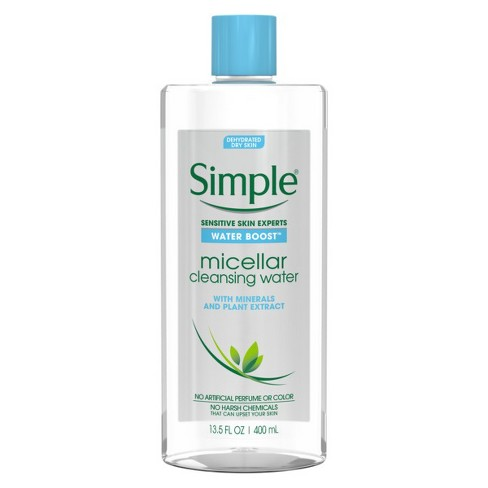 Simple Water Boost Micellar Water - 13.5oz - image 1 of 4