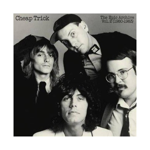 Cheap Trick - Cheap Trick: The Epic Archive Vol. 2 (1980-1983) (CD) - image 1 of 1