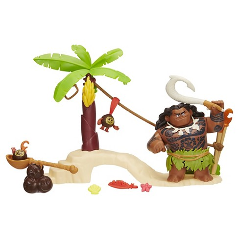Disney Moana Maui the Demigod's Kakamora Adventure - image 1 of 2