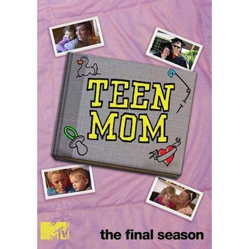 Teen Mom: The Final Season (DVD) - image 1 of 1