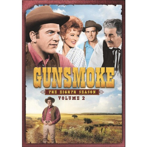 Gunsmoke: The Eighth Season Vol  2 (DVD)