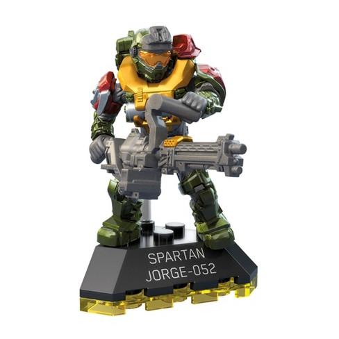Mega Construx HALO Heroes Spartan Jorge - image 1 of 2
