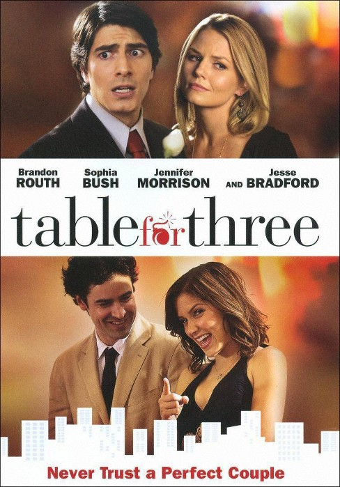 Table for three (DVD) - image 1 of 1